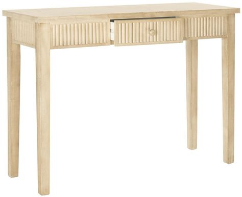 Phenomenal Beale Console With Storage Drawer White Wash Products Ibusinesslaw Wood Chair Design Ideas Ibusinesslaworg