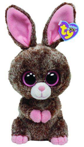 Ty Beanie Boos Woody Bunny by Ty Beanie Boos, http://www.amazon.com/dp/B0077QF3KW/ref=cm_sw_r_pi_dp_rIgUrb0ZF9KAV