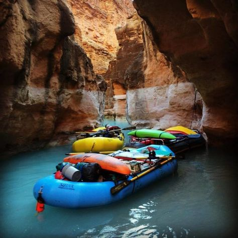 These rafting adventures provide a unique opportunity to see areas of Colorado from a perspective you just can't find anywhere else. Colorado River Rafting, Colorado Hiking, Colorado Springs, Oh The Places You'll Go, Places To Travel, Sports Nautiques, Float Trip, Whitewater Kayaking, To Infinity And Beyond
