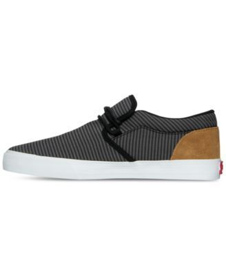 Supra Men's Casual Line From Sneakers Cuba Finish Silver Skate N8Znk0OwPX