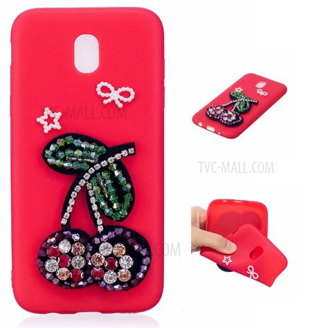 Cute 3D Figure Patterned TPU Case for