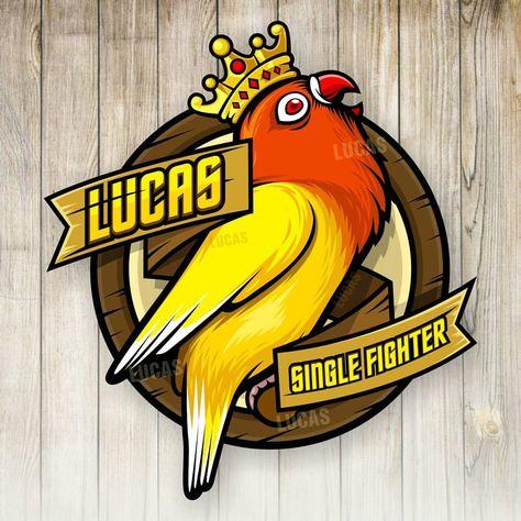 Logo Lovebird Kartun Hd