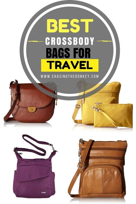 2020 Guide To The 19 Best Crossbody Bags For Travel In
