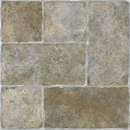 Achim Nexus Self Adhesive Vinyl Floor Tile 20 Tiles 20 Sq Ft 12 X 12 Quartose Granite Walmart Com Vinyl Flooring Vinyl Tile Tile Floor