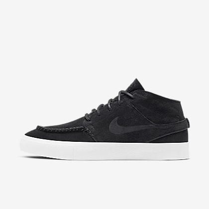 Nike Sb Zoom Stefan Janoski Slip Mid Rm Skate Shoe Nike Com Skate Shoes Mens Vans Shoes Running Shoes For Men