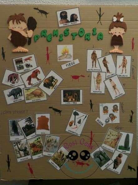 Pin De Hana En Aula Prehistoria Primaria Prehistoria La Prehistoria Para Niños