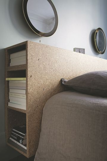 17 Best images about Chambre on Pinterest Diy headboards, Bedrooms - plan maison avec appartement