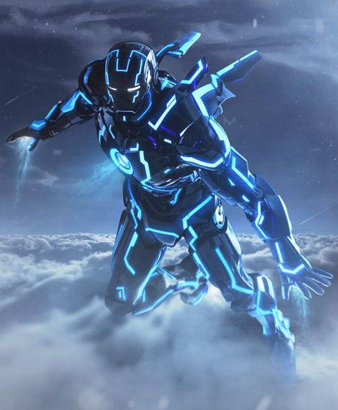 Hombre De Hierro Reactor ARC Tony Stark Vengadores Diseño Mens Plata Gemelos Estilo C
