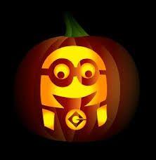 minion pumpkin httpwwwkidzworldcomarticle27521 despicable me 2 pumpkin carving templates holidays and special occasions pinterest pumpkin - Minion Pumpkin Stencil