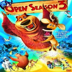 فيلم كرتون موسم صيد الجزء الثالث Open Season 2010 مدبلج للعربية Open Season Animated Movies Seasons