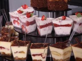 Imagenes De Mesas Dulces Para 15 Aos Decoracin Aos Bodas Mesa - Postres-para-mesa-de-dulces