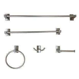 Bathroom Hardware Sets At Great Prices Wayfair Bathroom Hardware Set Bathroom Hardware Bathroom Accessories Sets
