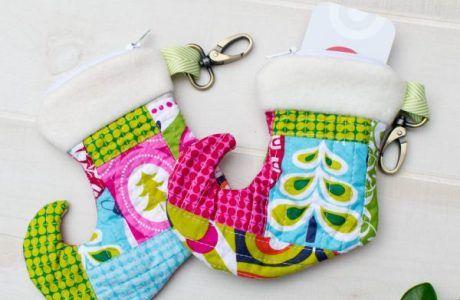 Scandinavian Fabric Stars Christmas Sewing Projects Christmas Sewing Christmas Stockings
