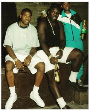 We already have a thread on Alpo Martinez but now let's branch out to some other hustlers from NYC, D.