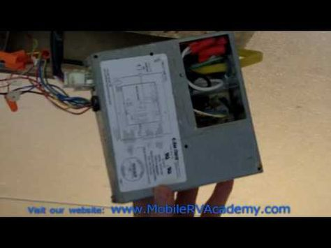 Rv Air Conditioner Servicing With Terry Cooper Air Conditioning