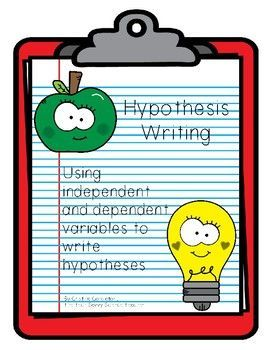 Hypothesis Writing Worksheet Science Teaching Resources Writing Worksheets Science Skills