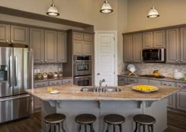 New Kitchen Layout With Island Corner Pantry Countertops Ideas Kitchen Layout Small Kitchen Kitchen Plans