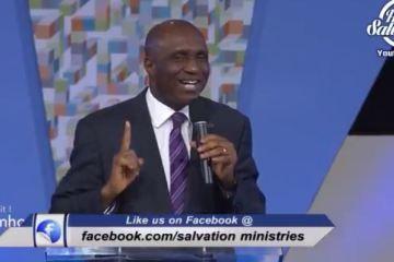 David Ibiyeomie | Stream Live Church Services | Daily devotional