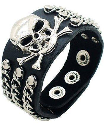 Bracelet Mens Silver Necklace