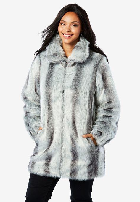 Top Picks Short Faux Fur Coat Short Faux Fur Coat Black Faux Fur Coat Faux Fur Coat