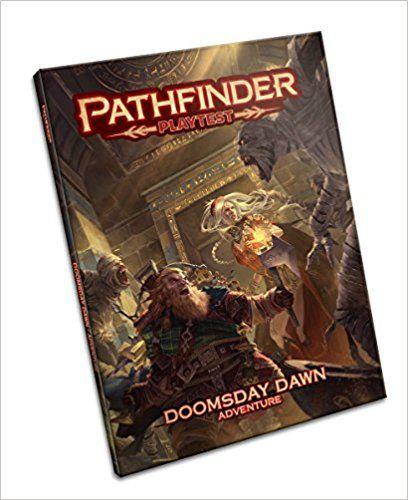Pdf Download Pathfinder Playtest Adventure Doomsday Dawn Free