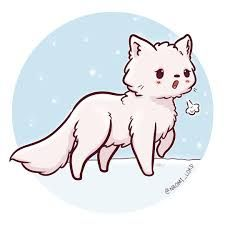 Image result for cute fox drawing Cute fox drawing Cute kawaii drawings Animal drawings