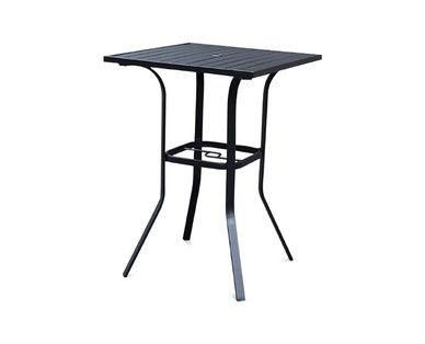 Gardenline Slat Bar Table Aldi Us Aldi In 2019 Aldi Store