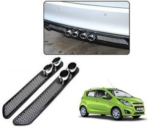 Chevrolet Beat Car Exhaust With Bumper Protection Price 650 New Car Accessories Car Body Cover Go Car