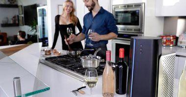 أول ميكروويف عكسى فى العالم يمكنه تبريد المشروبات فى ثوان فيديو Kitchen Appliances Kitchen Stove Top