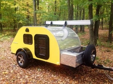 2014 Prolite Prolite Eco 12 Van for camping Pinterest