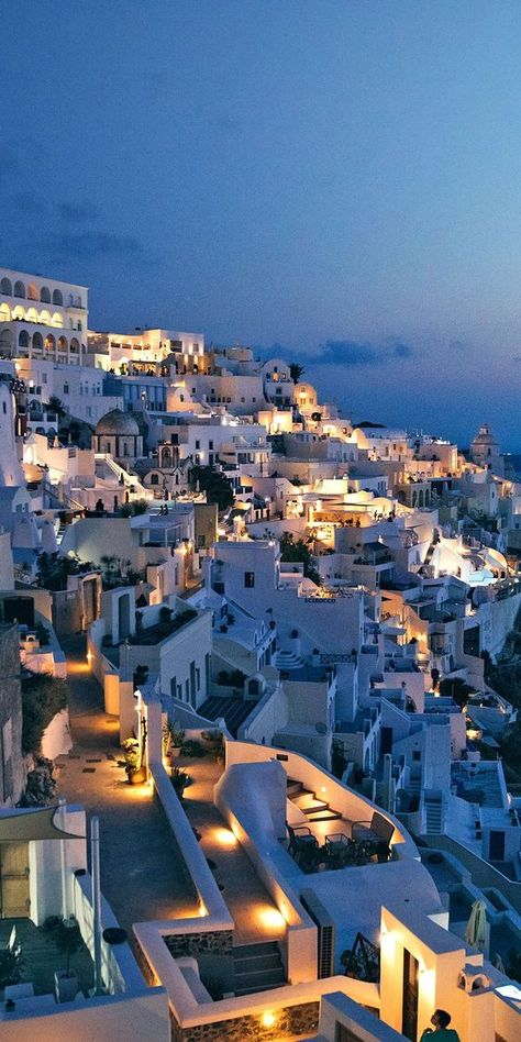"""Santorini Greece Travel Beautiful Places Take a Holiday's Tour to Beautiful Villages of Santorini Island Greece Santorini Greece Travel Beautiful Places. Santorini, officially known as """"… Vacation Places, Dream Vacations, Vacation Spots, Vacation Resorts, Vacation Trips, Family Vacations, Cruise Vacation, Things To Do In Santorini, Santorini Greece"""