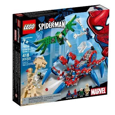 LEGO MARVEL COMIC THE VULTURE MINIFIGURE 76059 SPIDER-MAN SUPERHEROES VULTURE