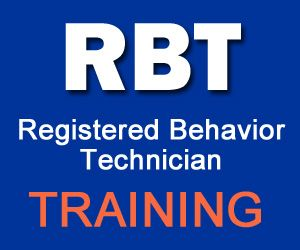 Registered Behavior Technician Training Behavior Analyst Aba Therapy Activities Behavior