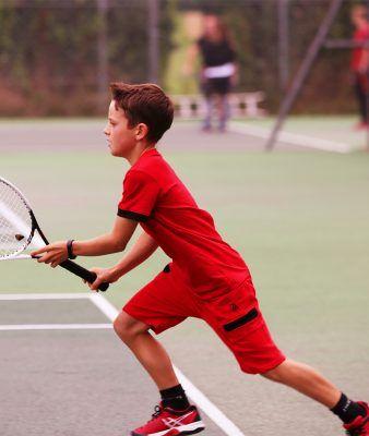 Red Pablo Boys Tennis Outfit Boys Tennis Apparel By Zoe Alexander Tennis Clothes Boys Designer Boys