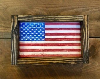 Rustic Primitive American Flag Wood Americana Flag 4th Of July Decor Front Door Rustic Primitive American Flag Wood Americana Flag 4th Of July Decor Fro 2020