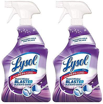 Amazon Com Lysol Mold Mildew Blaster W Bleach Bathroom
