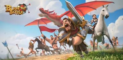 Blaze Of Battle Apk For Android Online Strategy Games