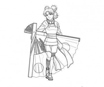 Tamari Naruto Em 2020 Com Imagens Naruto Desenho Desenhos
