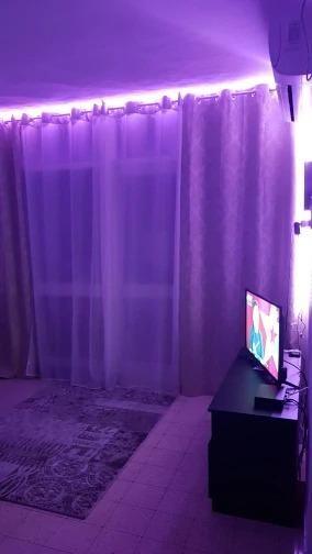 Modern Contemporary Led Strip Ceiling Light Design 2 Hoommy Com Led Room Lighting Led Lighting Bedroom Ceiling Light Design