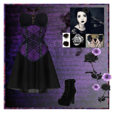 """""""Ashes to ashes (rtd)"""" by xdarkfirex ❤ liked on Polyvore featuring NLY Trend, Chelsea Crew, darkfirearmy and ripbrayden"""