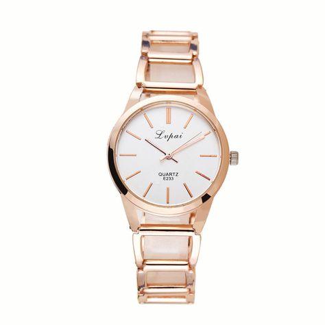 Lupai Uhren Frauen Quarz Armbanduhr Uhr Damen Kleid Geschenk