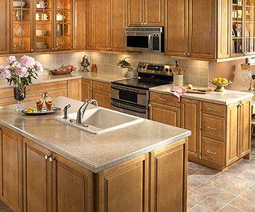 Wilsonart Laminate Kitchen Countertops. Formica Countertops   Countertop  Material Comparison Visual Remodeling Blog Fixr Countertops