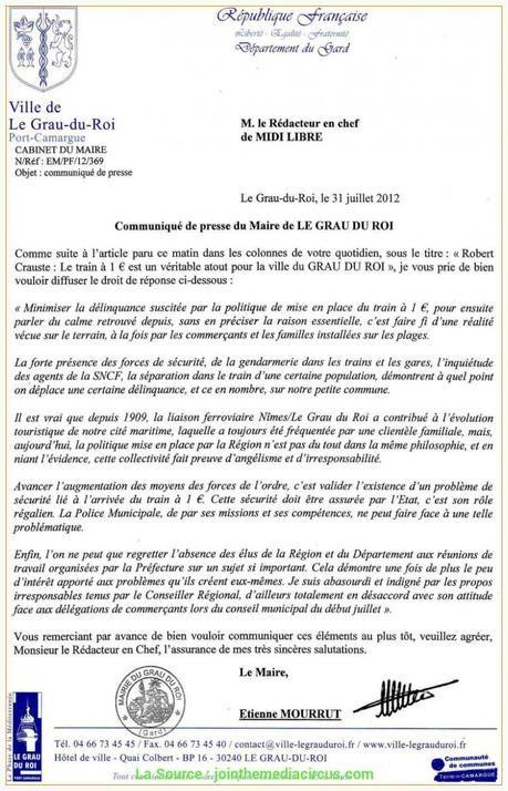 Formule De Politesse Pour Lettre Au Procureur De La Republique Paperblog Exemple De Lettre Lettre A Politesse
