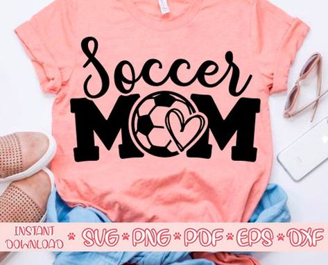 Sports Mom Shirts, Soccer Mom Shirt, Soccer Shirts, Sloth Shirt, Act Like A Lady, Make Your Own Stickers, Mothers Day Shirts, Silhouette Studio Designer Edition, Country Shirts