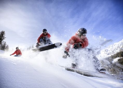 Been there? Done that? Tired of the Alps?  Try hitting the powder in the Pyrenees