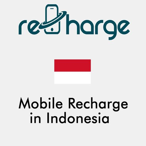 Mobile Recharge in Indonesia. Use our website with easy steps to recharge your mobile in Indonesia. #mobilerecharge #rechargemobiles https://recharge-mobiles.com/
