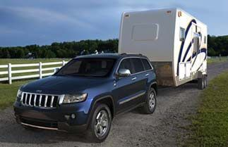 Awesome Towing Capacity Of Jeep Grand Cherokee