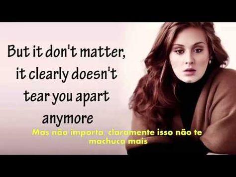 Adele Hello Lyrics Legendado Em Português Tradução
