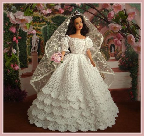 Free Crochet Barbie Clothing Patterns - LoveToKnow: Advice women
