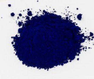 εγκαυστική By Damianos εγκαυστική ορυκτά χρώματα πρωσικό μπλε Prussian Blue Everything Is Blue Blue Aesthetic